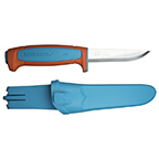 Nôž MoraKniv Basic 546 Blue - Orange Limited Edition